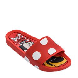 Melissa-Beach-Slide-Mickey-And-Friends-II-VarmelhoBranco-Diagonal