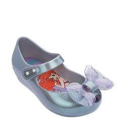 Mini-Melissa-Ultragirl-Little-Mermaid-PrataHolograficoPrata-Diagonal
