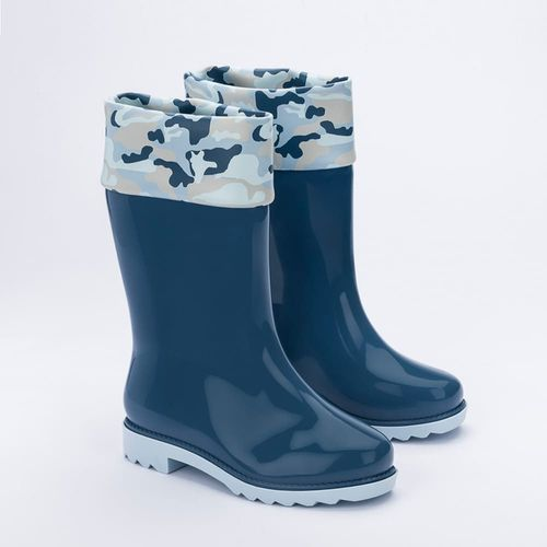 32912-Mini-Melissa-Rain-Boot-Rose-Bleu-Inf-Azul-Diagonal
