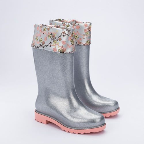 32912-Mini-Melissa-Rain-Boot-Rose-Bleu-Inf-TransparenteRosa-Diagonal