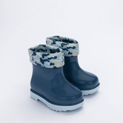 32913-Mini-Melissa-Rain-Boot-Rose-Bleu-AzulAzul-Diagonal