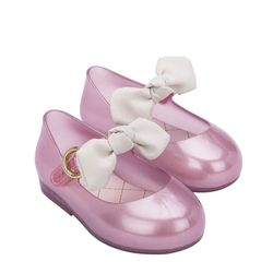 33348-Mini-Melissa-Sweet-Love-Princess-Bow-Baby-RosaBege-Diagoanl