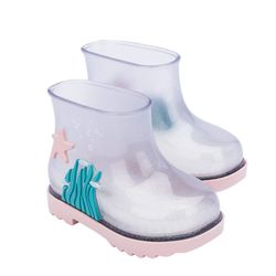 32866---Mini-Melissa-Under-The-Sea-Boot-Bb-Vidroglitterrosa-Diagonal