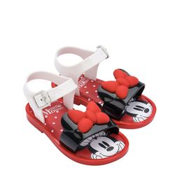 33234-Mini-Melissa-Mar-Sandal-Mickey-And-Friends-Bb-Brancopretovermelho-diagonal