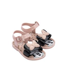 33234-Mini-Melissa-Mar-Sandal-Mickey-And-Friends-Bb-Rosapreto-diagonal