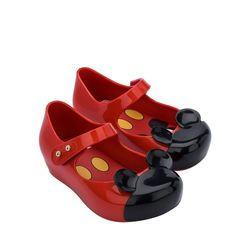 33344-Mini-Melissa-Ultragirl-Mickey-And-Friends-Baby-Vermelhopreto-diagonal