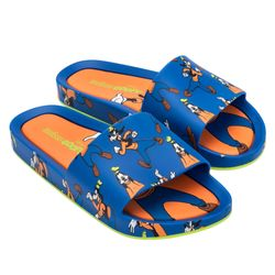 33394-53723-Melissa-Beach-Slide-Mickey-And-Friends-III-Azul-Laranja-Diagonal