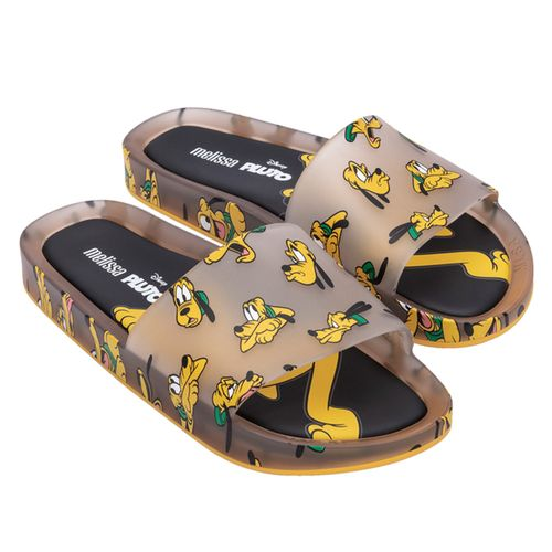 33394-54061-Melissa-Beach-Slide-Mickey-And-Friends-III-Bege-Transparente-Amarelo-Diagonal