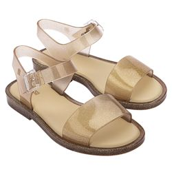 32337-51977-Melissa-Mar-Sandal-Bege-Glitter-Ouro-Diagonal